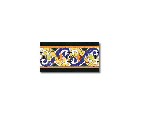 Azulejo cenefa P111