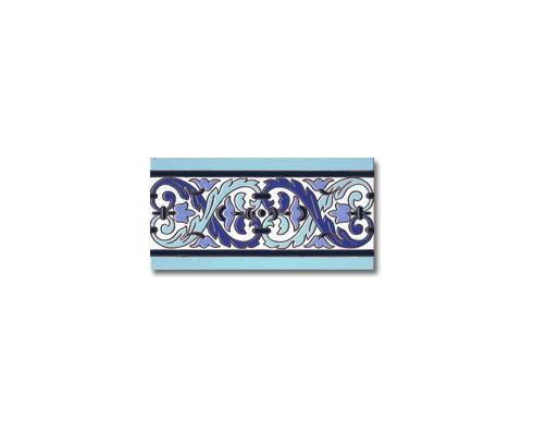 Azulejo cenefa P113