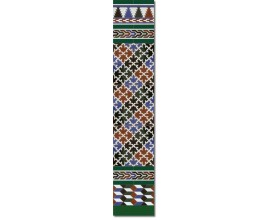 Arabian wall tiles ref. 580V Height 58.27 In.