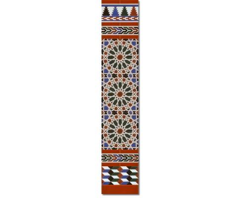 Zócalo Árabe mod.550M - Altura 148cm.