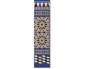 Zócalo Árabe mod.550A - Altura 120cm.