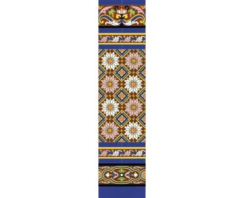 Zócalo Sevillano mod.162 - Altura 120cm.