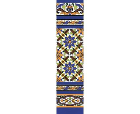 Zócalo Sevillano mod.171 - Altura 120cm.