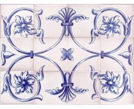 Mural de azulejos modelo SV9033
