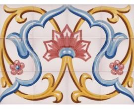 Mural de azulejos modelo SV9071