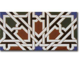 Azulejo árabe fondo F530