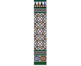 Zócalo Árabe mod.520V - Altura 148cm.