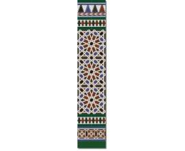Zócalo Árabe mod.540V - Altura 148cm.