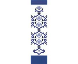 Zócalo Gama Europa mod.223 - Altura 105 cm.